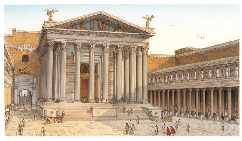 Archeo Tour Romainteractive