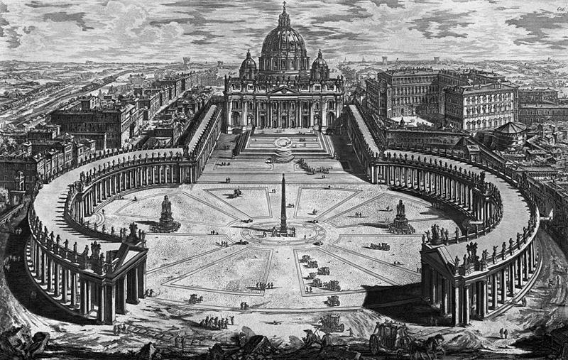 Architettura barocca romainteractive for Architettura e design roma